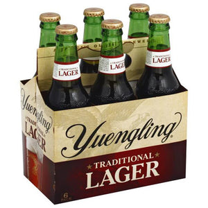 Yuengling 6 Pack Beer