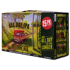 Founders All Day IPA 15 Pack Beer