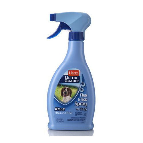 Hartz Flea and Tick Spray for Dogs