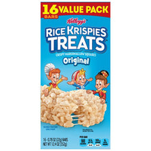 Load image into Gallery viewer, Kellogg's Original Rice Krispies Treats