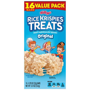 Kellogg's Original Rice Krispies Treats