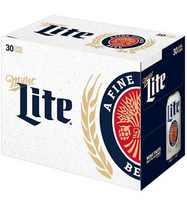 Load image into Gallery viewer, Miller Lite 30 Pack Cans Beer