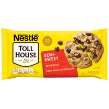Load image into Gallery viewer, Nestle Toll House Semi Sweet Chocolate Chips Morsels