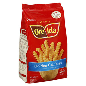 Ore-Ida Crinkle Fries