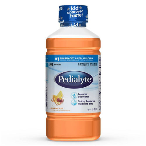 Pedialyte Mixed Fruit Electrolyte Solution