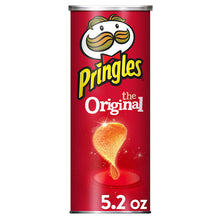 Load image into Gallery viewer, Pringles Original Potato Crisps