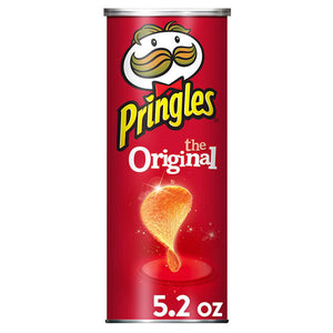Pringles Original Potato Crisps