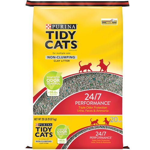 Purina Tidy Cats 24/7 Performance Cat Litter Bag