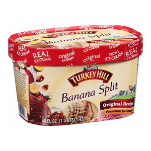 Turkey Hill Banana Split