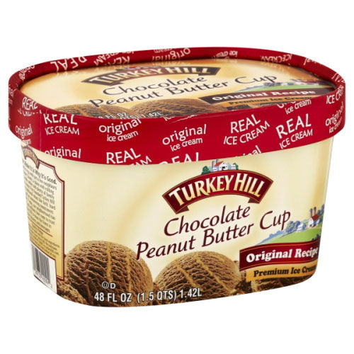Turkey Hill Chocolate Peanut Butter Cup