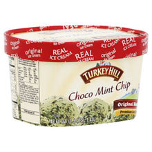 Load image into Gallery viewer, Turkey Hill Choco Mint Chip