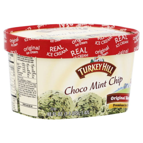 Turkey Hill Choco Mint Chip