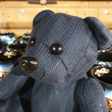 Load image into Gallery viewer, Derren Brown's Ghost Train Knitted Bear
