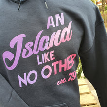 Load image into Gallery viewer, An Island Like No Other Hoody (Purple)