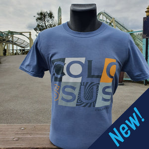 Colossus Letters T-Shirt