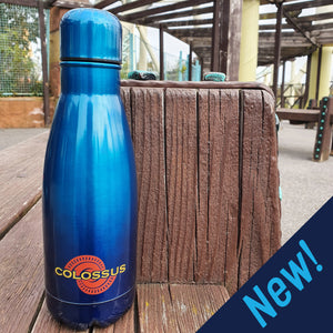 Colossus Metallic Bottle