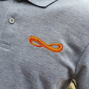Infinity Loop Polo Shirt