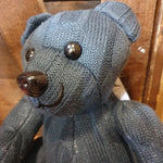 Derren Brown's Ghost Train Knitted Bear