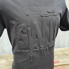Load image into Gallery viewer, SAW - The Ride Embossed Logo T-Shirt