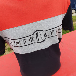 Stealth Logo T-Shirt