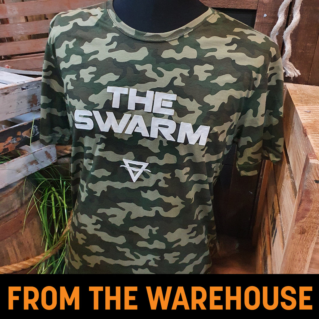 The Swarm Camo T-Shirt