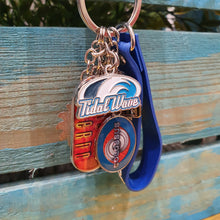 Load image into Gallery viewer, Thorpe Park Charm Keyring
