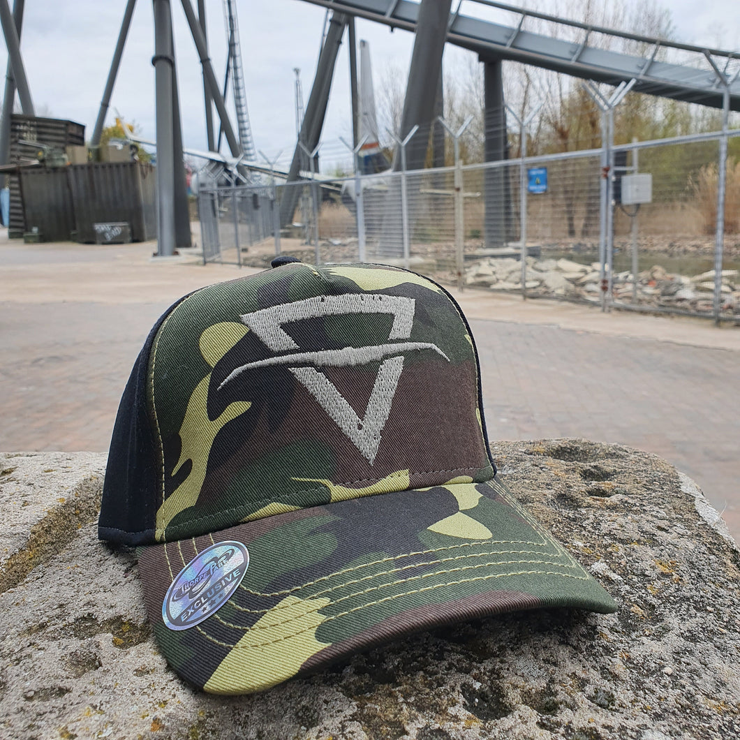 The Swarm Camo Cap