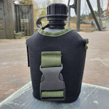 The Swarm Camo Jacket Bottle
