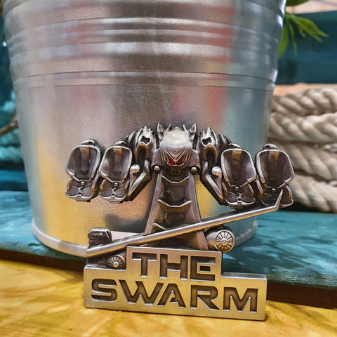 The Swarm Metal Magnet