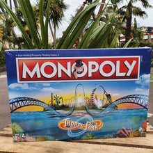 Load image into Gallery viewer, Thorpe Park Monopoly