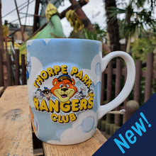 Load image into Gallery viewer, Thorpe Park Rangers Club Mug