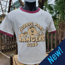 Load image into Gallery viewer, Thorpe Park Rangers Club T-Shirt (Maroon)