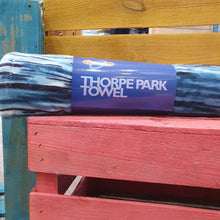 Load image into Gallery viewer, Thorpe Park Beach Towel