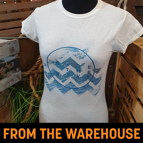 Tidal Wave Ladies T-Shirt