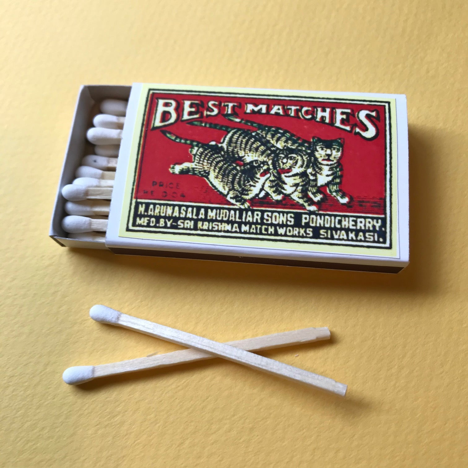 Tiger Matches