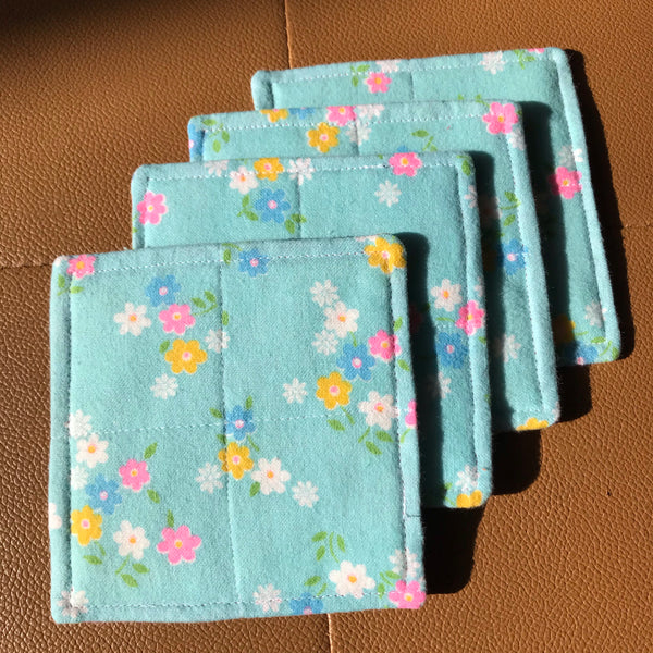 Quilted Coaster Set
