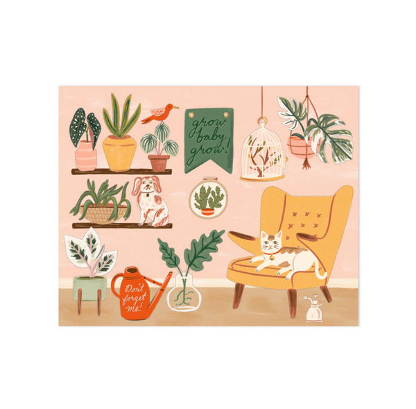 The Plant Parent Sticker Set