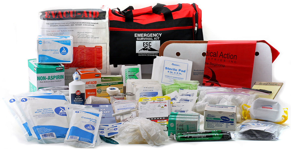 50-Person Trauma Survival Kit