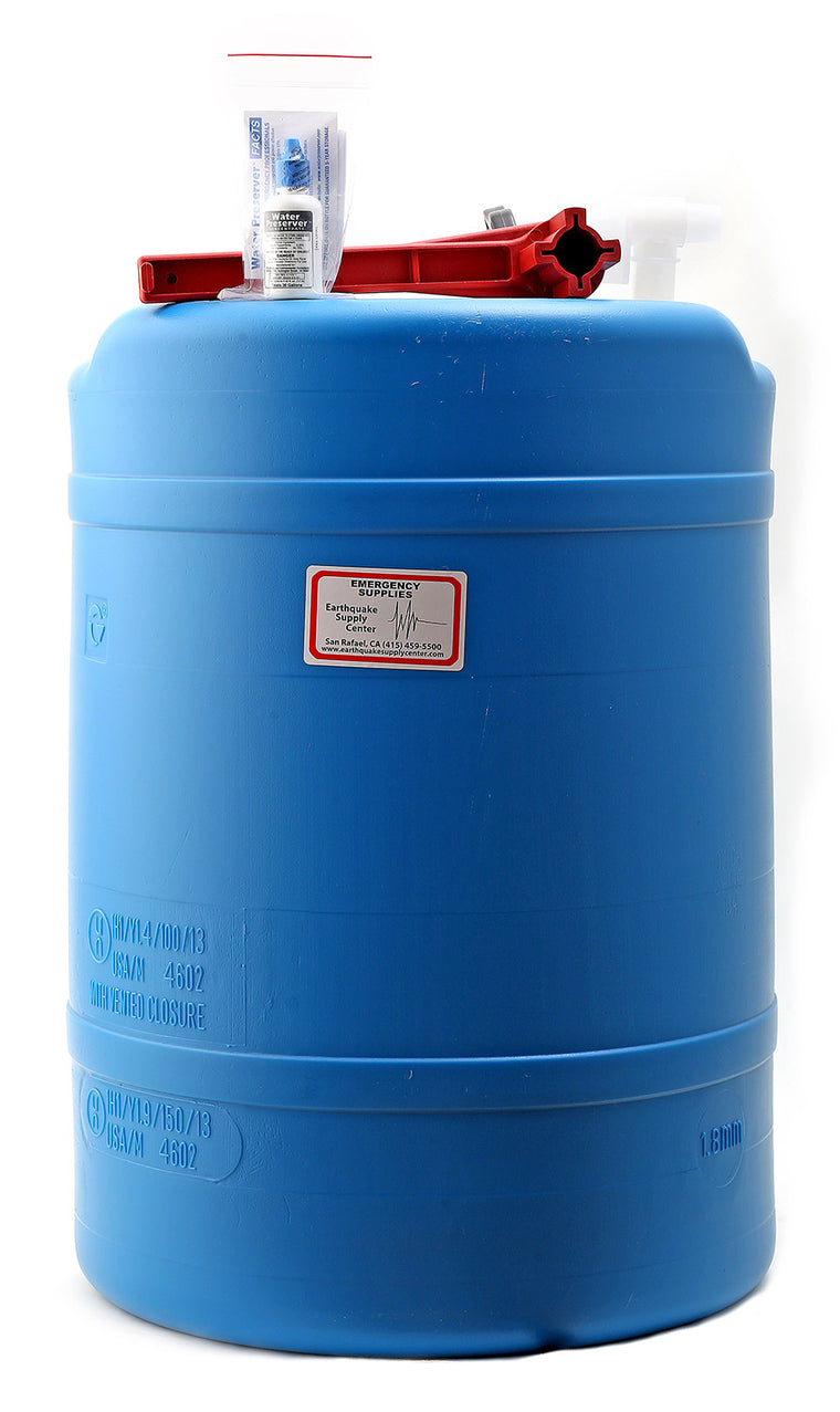 Water Storage System, 15 Gallon Size