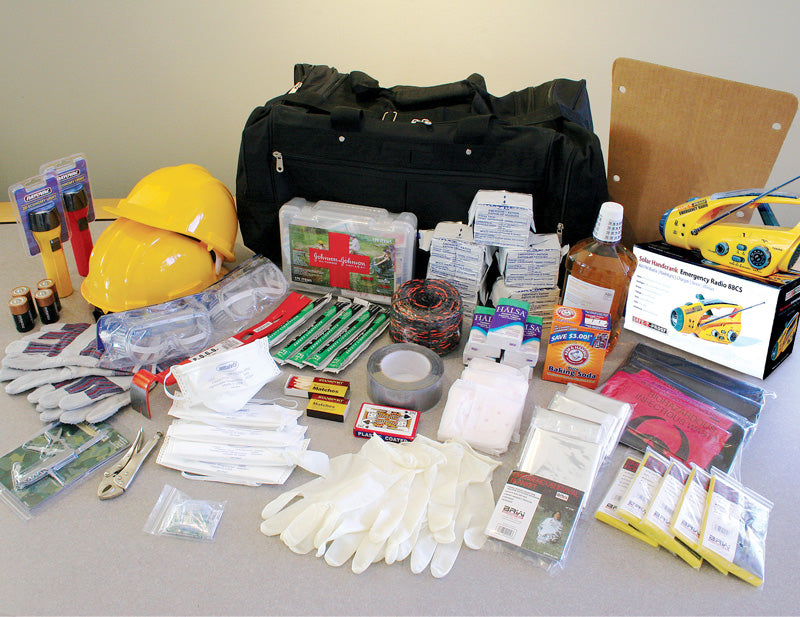 ae22a92128c 5 Person   3 Day Group Survival Kit