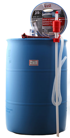 Water Package, 55 Gallon Size   #224-WP
