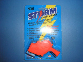Whistle, Storm - Waterproof   #604-SW