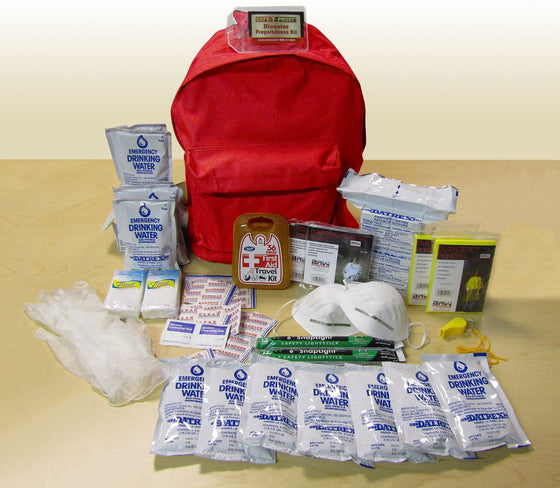 2 Person / 3 Day Grab&Go Survival Kit