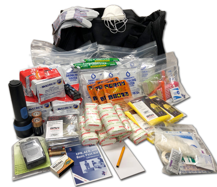Six-Person Streamline Survival Kit