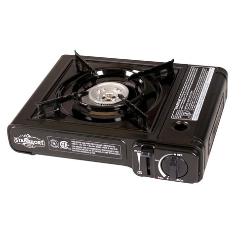 Stove, Butane - Single Burner   #208-BU1