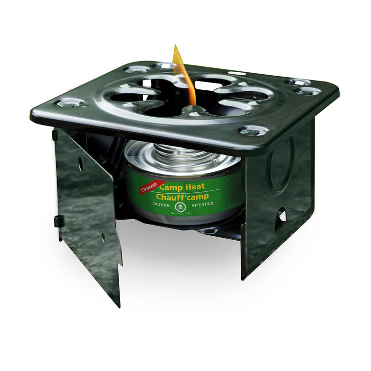 Stove Fuel, Camp Heat for Folding Stove