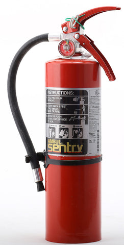 Fire Extinguisher 1A10BC   #657-1