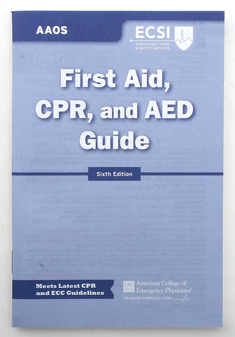 First Aid Guide   #502