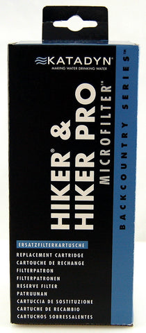 "Water Filter, Replacement ""Hiker/HikerPro""   #212-R"