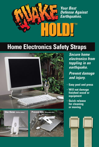 Home Electronics/Computer Strap   #907
